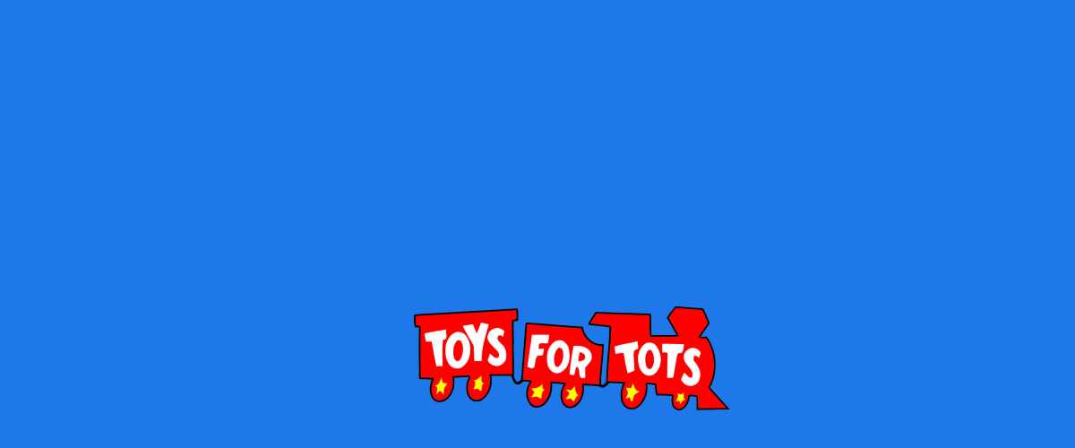 Holiday Party & Toys for Tots Drive
