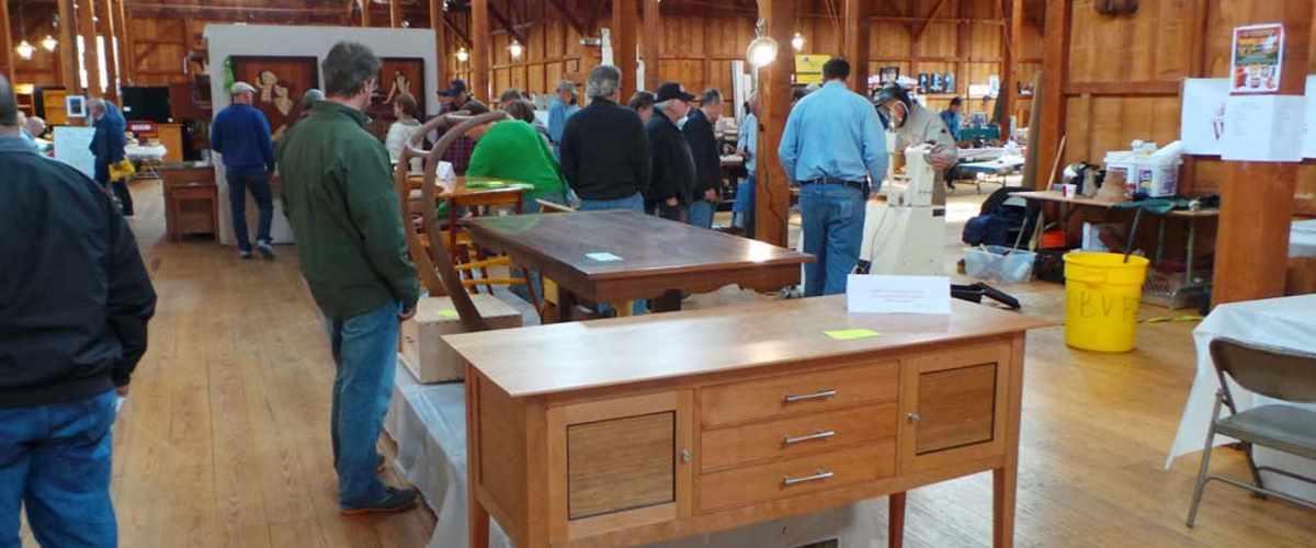LI Woodworking Show
