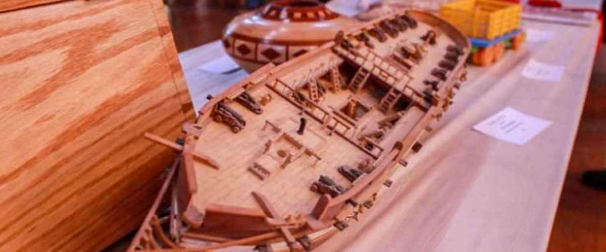 The Long Island Woodworking Show Awakens the Senses