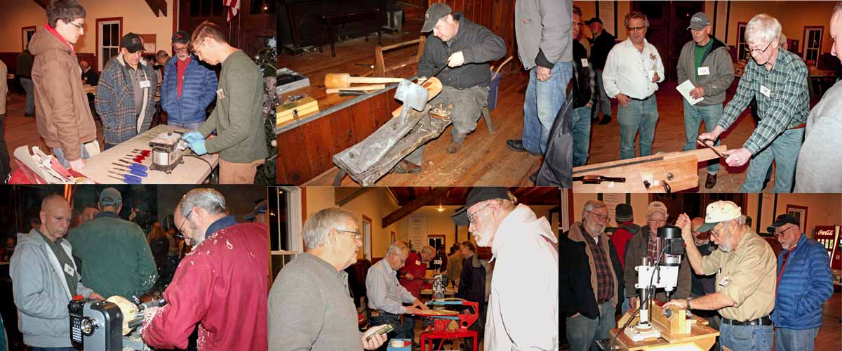 January Meeting - Round Robin Demonstrations by Members