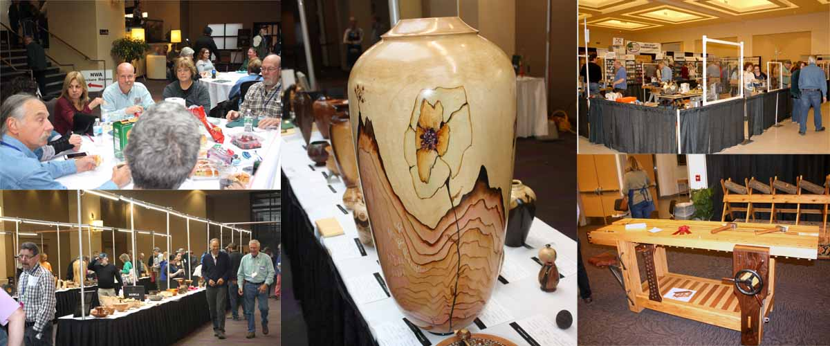 Northeast Woodworkers Show and Totally Turning 2019