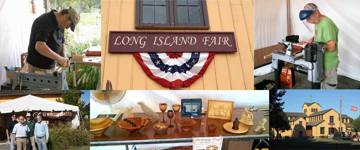 The Long Island Woodworkers | Dedicated to the pursuit of