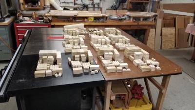 Toys4Tots blocks