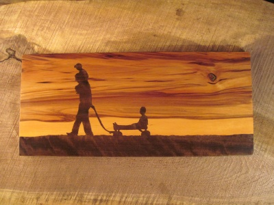 Marquetry - Father's Day