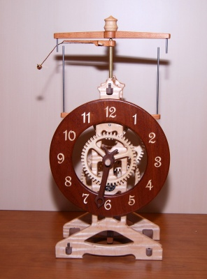 My collection of clocks